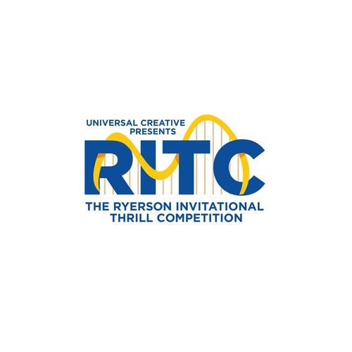Logo for a Universal Studios competition