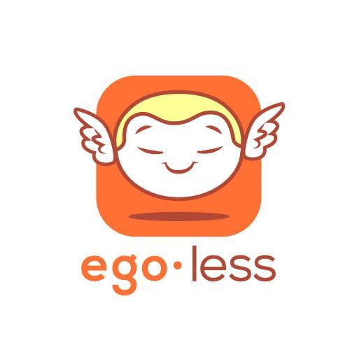 Ego-less logo