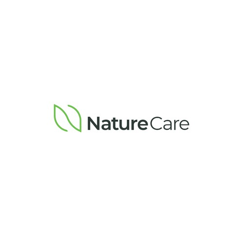 Minimalist Logo for NatureCare