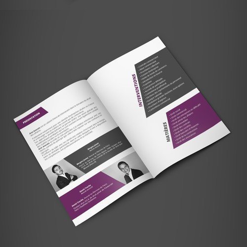 Brochure commarcial