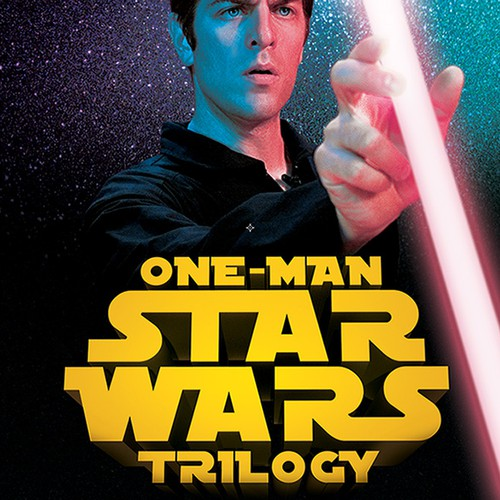 Star Wars One Man Show Poster