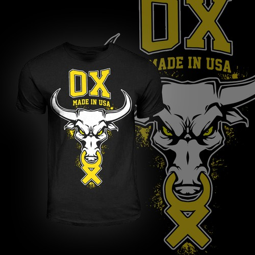 design OX new shirt