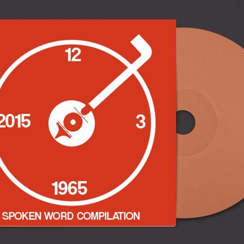 Spoken Word Compilation CD Artwork