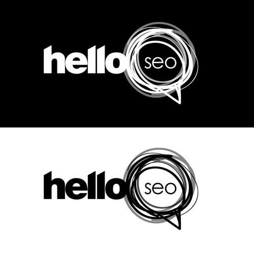 simple yet modern logo