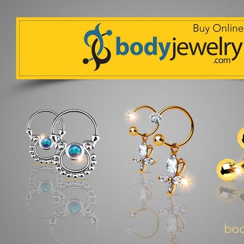 Create an ad to BodyJewelry.com
