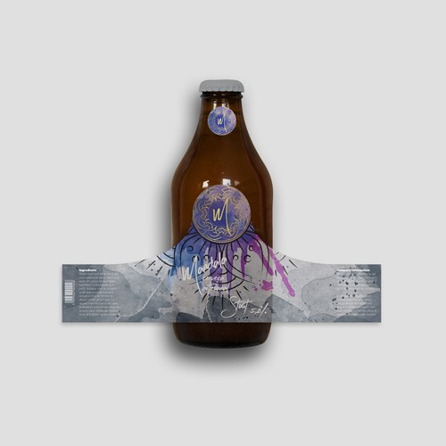 "Craft Beer logo for ""Mandala"""