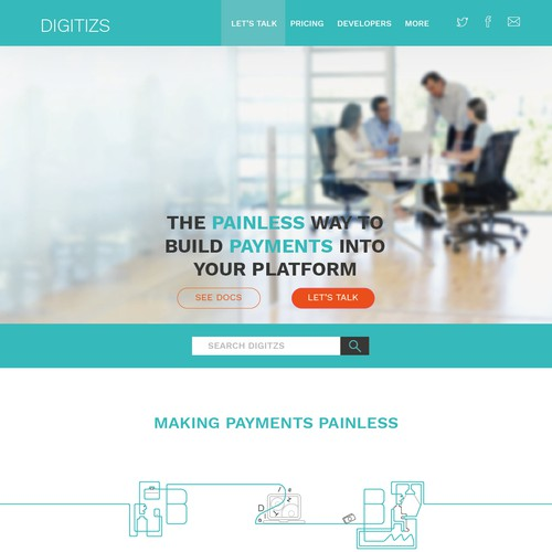 Payments company
