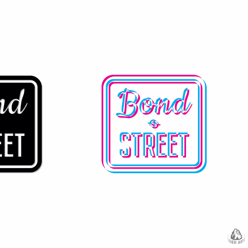 Redesign Bond Street logo
