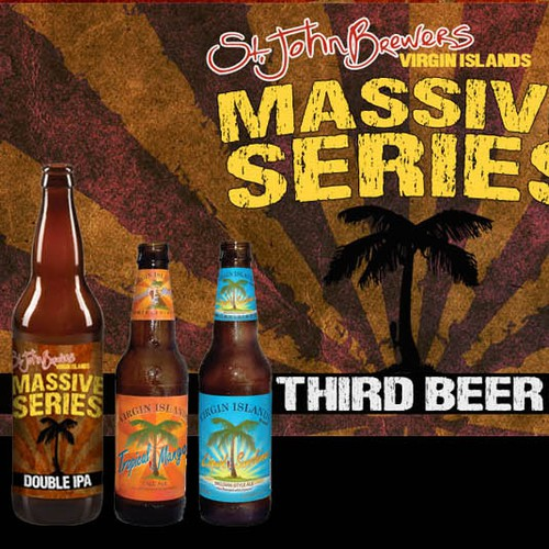 St. John Brewers needs a new product label