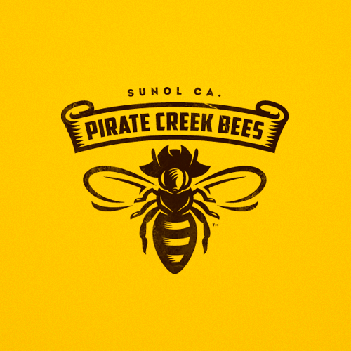 Logo for honey producers
