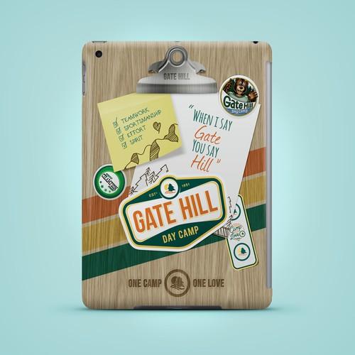 Playful iPad Case Design