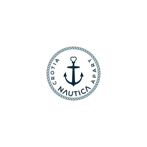 A new marine like apartment house in Croatia needs a modern but teasing logo!