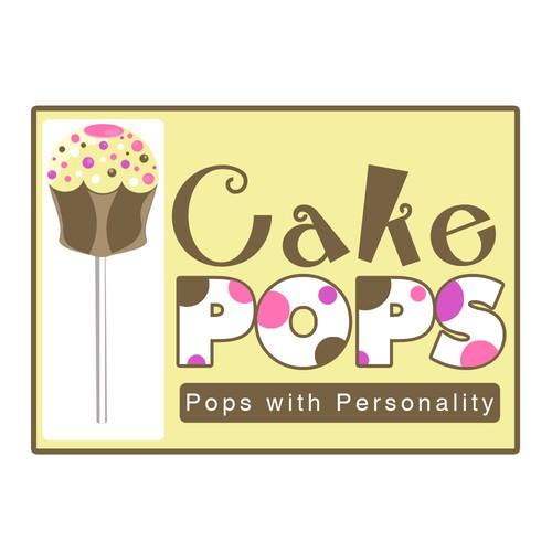 New logo wanted for Cake POPS