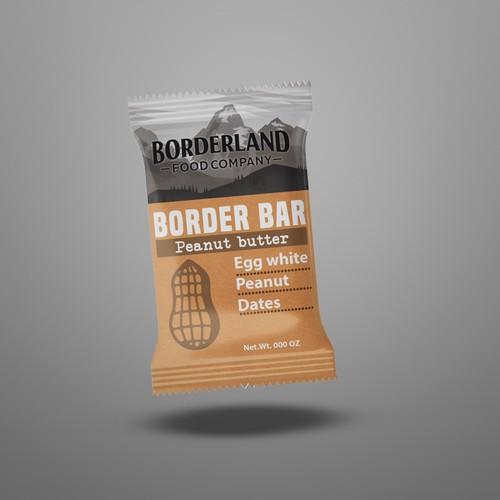 Packet Bar design for BORDER BAR