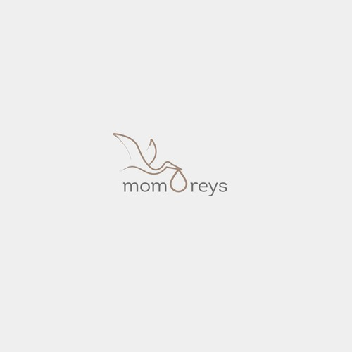 Logo design for Mom & Reys