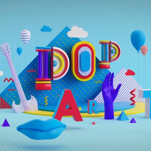 99D Community POP Art