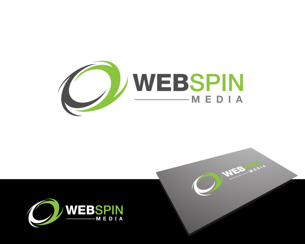 A GAME CHANGER LOGO required for Web Spin Media