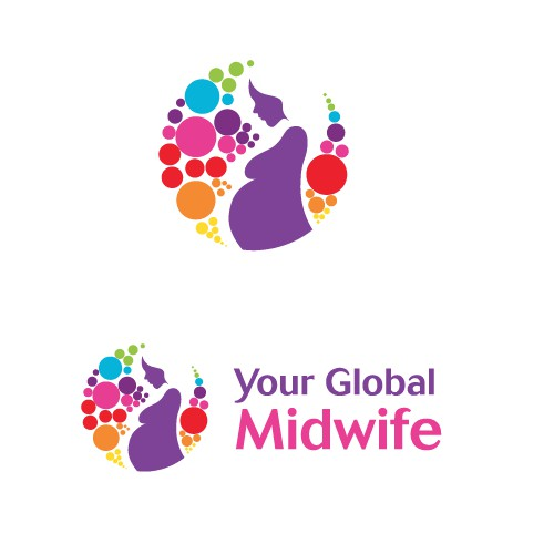Create a eye catching logo for Your Global Midwife
