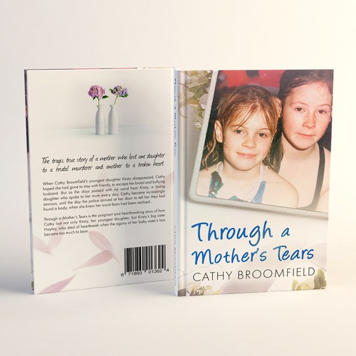 Book cover for memoir of family tragedy