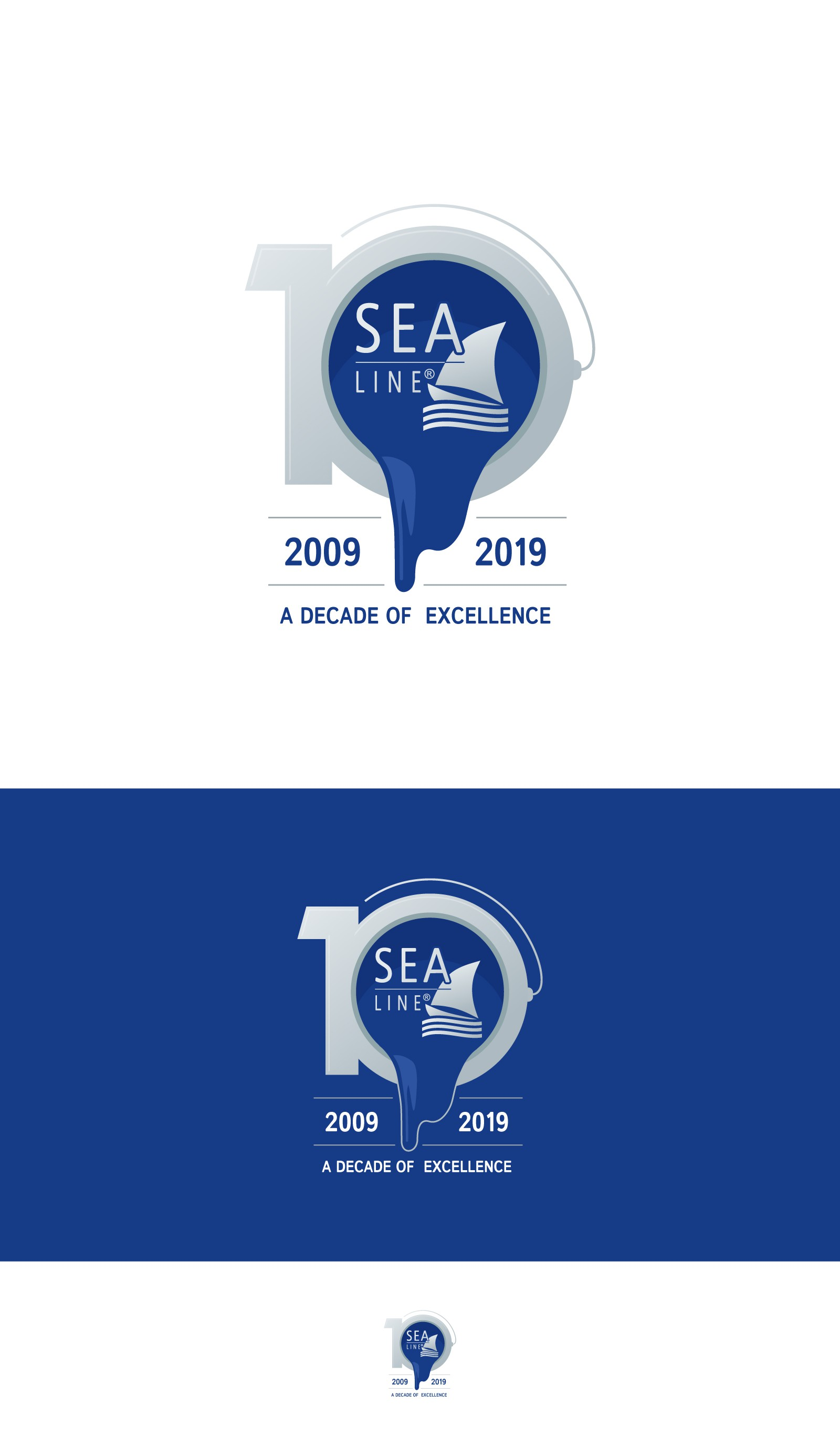 10 years of yachting paints brand