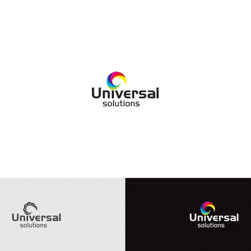 Create a logo for a large commercial printing company. We sold a division of our co need logo