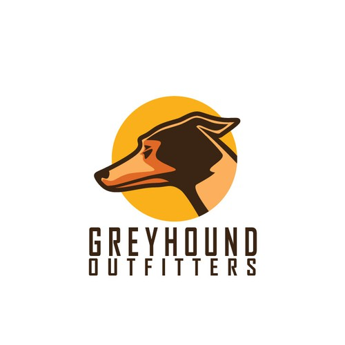 Logo For Greyhound Outfitters