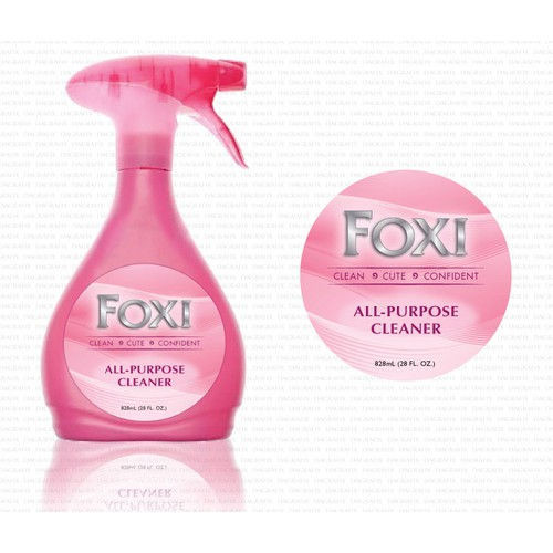 Foxi needs a new product label