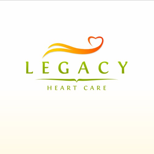 Improve Existing or Submit New LOGO for Legacy Heart Care