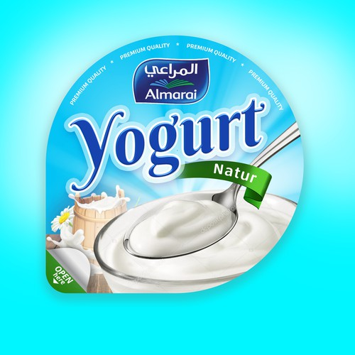 Yogurt redesign