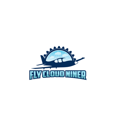 Logo for flight instructor