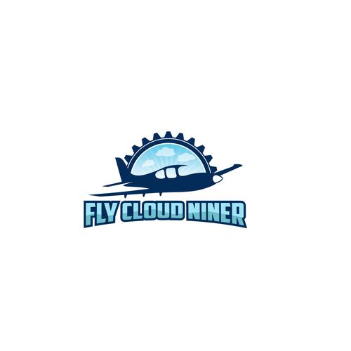 Logo for flight instructor