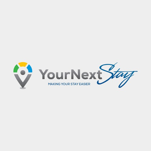 your next stay needs a new logo
