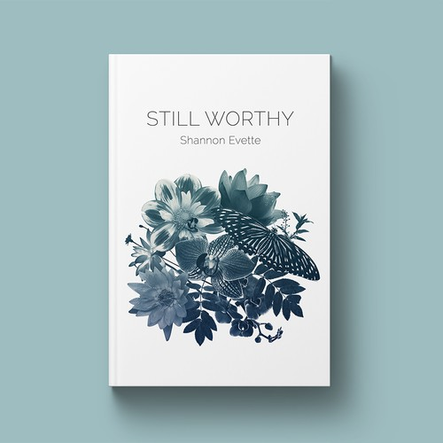 """Still Worthy"" book cover"