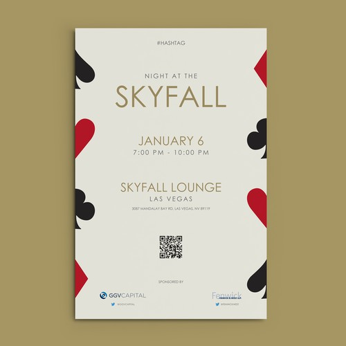 Minimal Event Poster