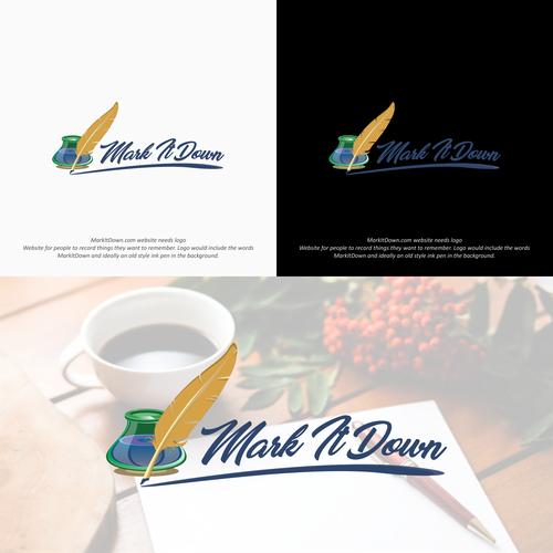 MarkItDown.com website needs logo