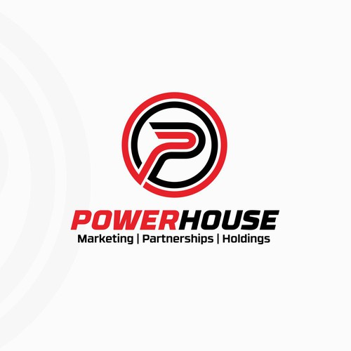 Powerhouse logo concept