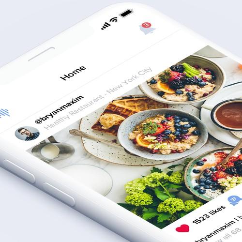 Food Social App