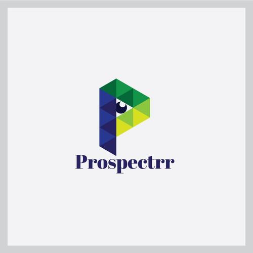 prospectrr logo design