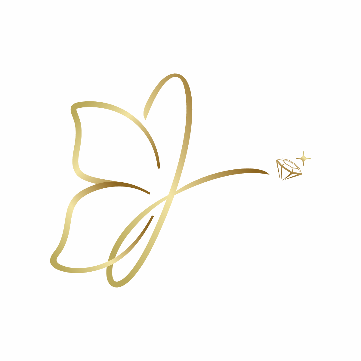 In search of a unique butterfly logo that expresses creativity and art