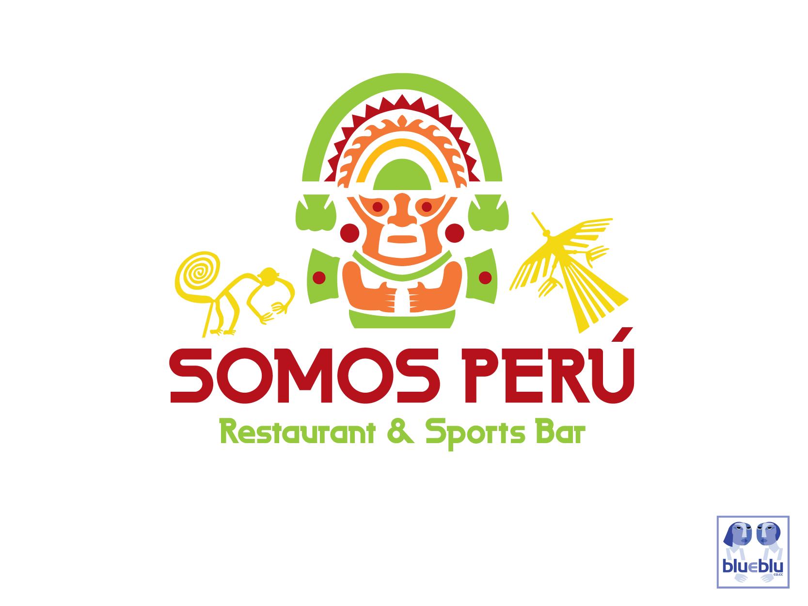Create the next logo for SOMOS PERU