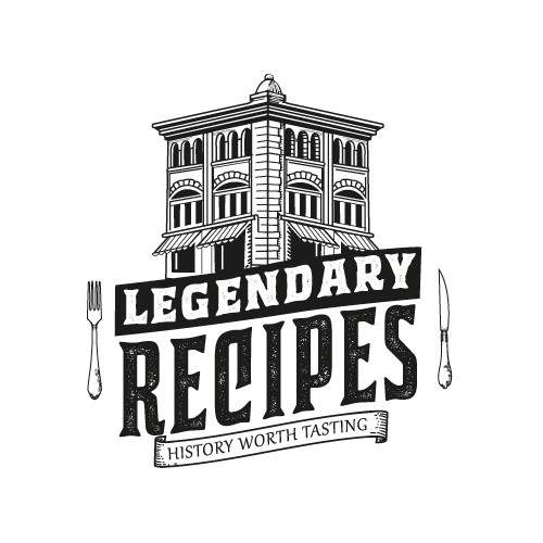 logo for Legendary Recipes