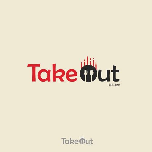 Take Out Logo