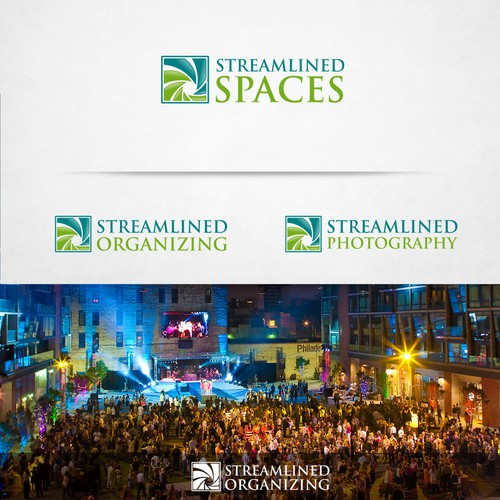 logo design for Streamlined spaces