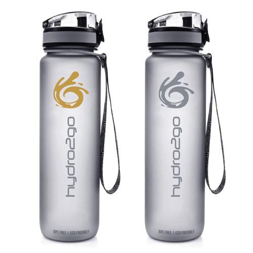 Logo for a premium drink sport bottle