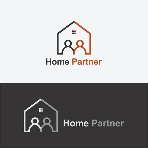 Home Partner Icon design