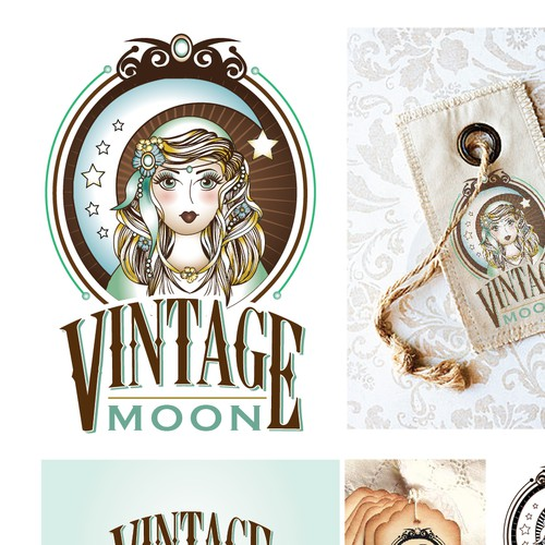 New logo wanted for Vintage Moon