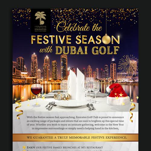 Festive Season Poster.