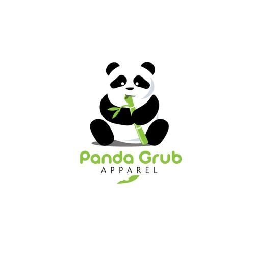Panda Grub Logo