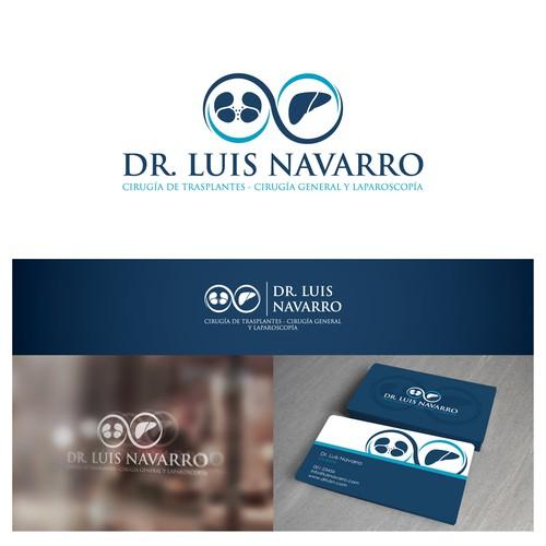 Logotipo Dr. Luis Navarro