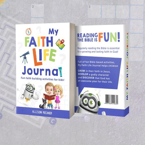 Cover of children's magazine/book